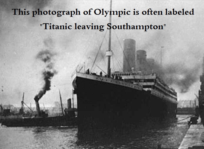 titanic 2nd