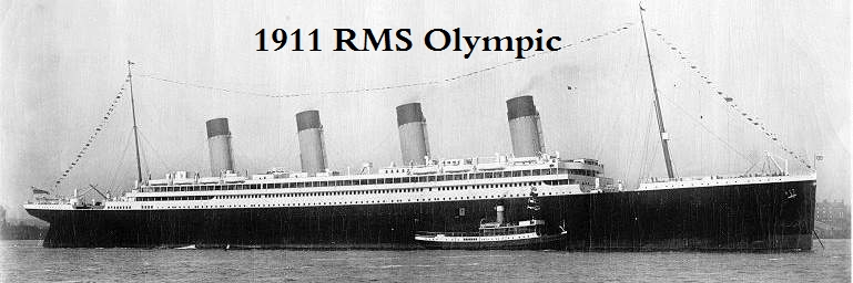 Resultado de imagem para olympia titanic
