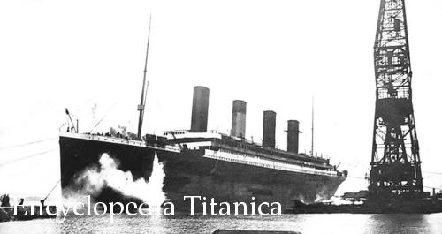 rms olympic entering