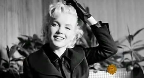 Marilyn Monroe onboard the SS United States. CBS Sunday Morning http://www.youtube.com/watch?v=BvzaMIaDAow