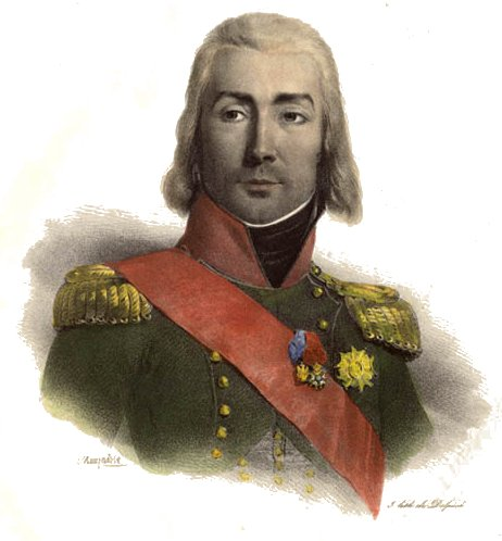 Jean Baptiste Bessieres Duke of Istria Marshall of France