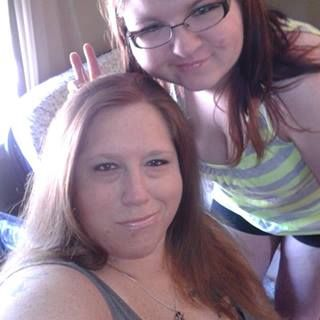 Rachel with her daughter Paige Rachel E. Pergeson  25 Feb 1975~1 Jan 2014