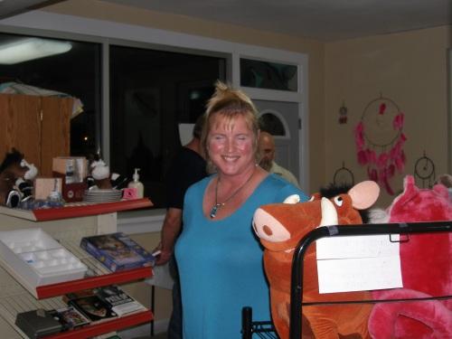 Cristi McCaffery-Jackson Author
