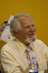 Clive Eric Cussler (Photo credit: /Stef_)