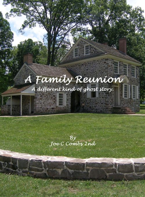 """A Family Reunion: a different kind of ghost story"" A free download for Halloween from your favorite e-book retailer."
